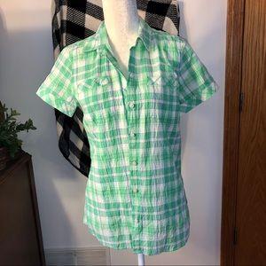 Eddie Bauer Button-Down Shirt